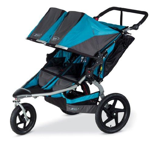 BOB Revolution Flex Duallie Stroller, Lagoon