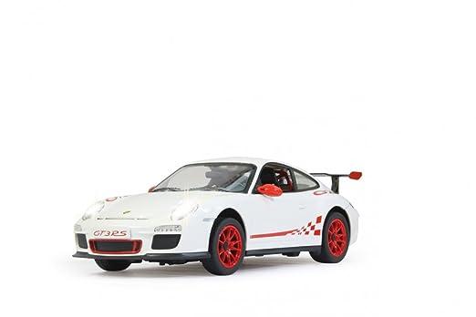 Jamara - 404311 - Maquette - Voiture - Porsche Gt3 Rs - Blanc - 3 Pièces