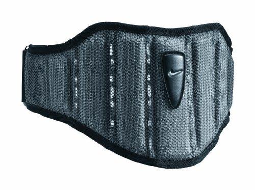 Nike Structured Training Belt (Midnight Fog/Cool Grey/Black, Large)