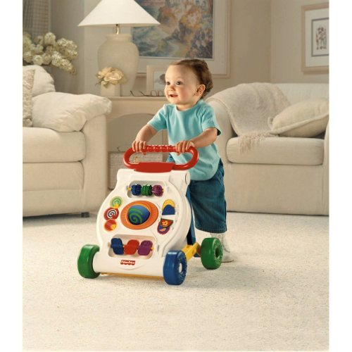 Fisher Price LAUFLERNWAGEN ACTIVITY