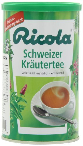 Ricola Schweizer Krautertee (Instant Herb Tea), 7-Ounce Can (Pack of 3) by Ricola (Ricola Can compare prices)