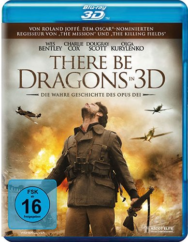 There Be Dragons [3D Blu-ray]