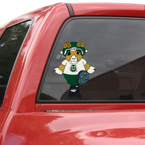 Colorado State Mascot Window Cling