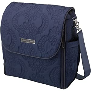 Petunia Pickle Bottom Boxy Embossed Backpack, Waterloo Stop by Petunia Pickle Bottom, Petunia, PPB
