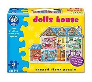 Orchard Toys Dolls House(1)