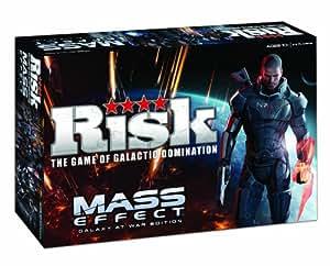 Risk Mass Effect Galaxy at War Board Game