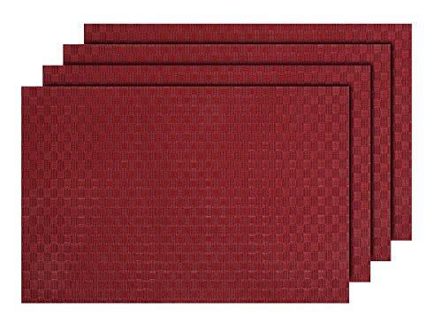 lot-de-4-sets-de-table-rouge-ts-87-design-moderne-decoration-sympa-qualite-superieure-en-pvc-tresse-