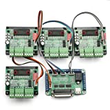 SainSmart 4 Axis CNC Engraving Machines Stepper Motor TB6560 Driver Board Controller