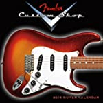 Fender Custom Shop Guitar 2016 Calendar