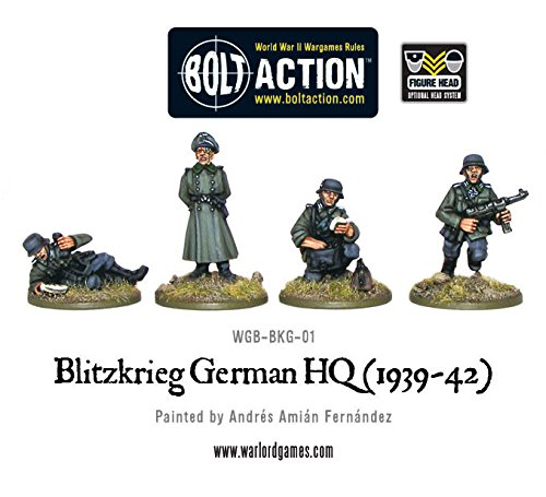 WGB-BKG-01 Blitzkreig German: HQ (1939-42) - 1