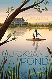 Book Cover: Quicksand Pond