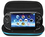 dreamGEAR 4 in 1 Case Bundle for PlayStation Vita (model PCH-1000)