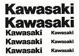 KAWASAKI (カワサキ純正アクセサリー) カワサキ熱転写ステッカーキットB J70100136