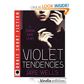 Violet Tendencies: Sabina Kane