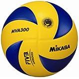 ミカサ【MVA300】ミカサ 検定球5号球 バレーボール