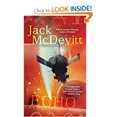 Echo (An Alex Benedict Novel) by Jack McDevitt