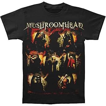 Amazon.com: Mushroomhead Men's Silent Hill T-shirt Black