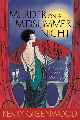 Murder on a Midsummer Night: A Phryne Fisher Mystery (Phryne Fisher Murder Mysteries)