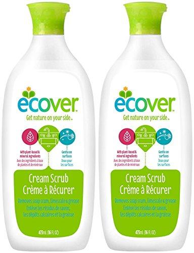 ecover-cream-scrub-16-oz-2-pk