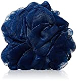 Basicare Bath Sponge with Nylon Rope, Blue