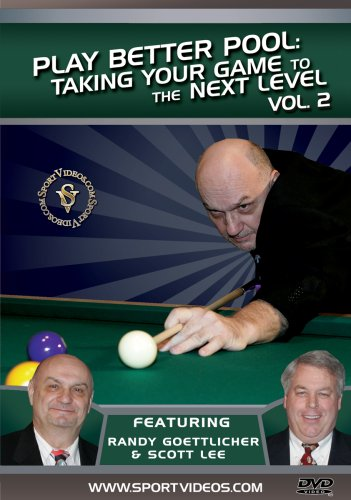 Play Better Pool: Taking Your Game to Next Level [DVD] [Import]