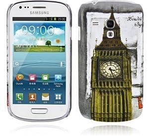 Cadorabo ® ! Samsung Galaxy S3 Mini I8190 Funda de TPU / Un diseño elegante y una protección óptima diseño imagen No.7   Comentarios de clientes y más noticias
