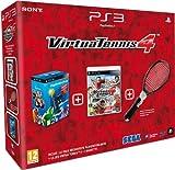 echange, troc Virtua Tennis 4 + Pack Découverte PS Move + Raquette