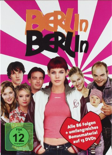 Berlin, Berlin-Collection [13 DVDs]