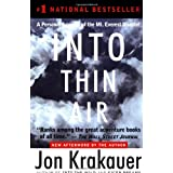 Into Thin Air: A Personal Account of the Mt. Everest Disasterby Jon Krakauer