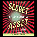 Secret Asset (       UNABRIDGED) by Stella Rimington Narrated by Rosalyn Landor