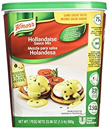 Knorr Hollandaise Sauce Mix 1.5 Pound