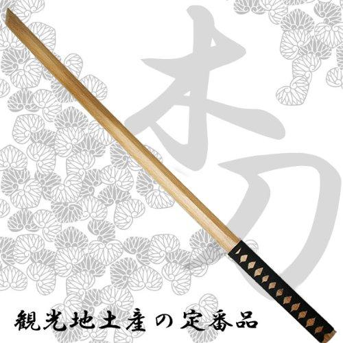 天然木 護身用 アイテム 木刀 ナチュラル