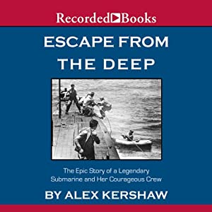Escape From the Deep Audiobook