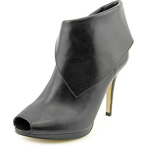 Michael Michael Kors Kendra Open Toe Donna US 6.5 Nero Stivaletto