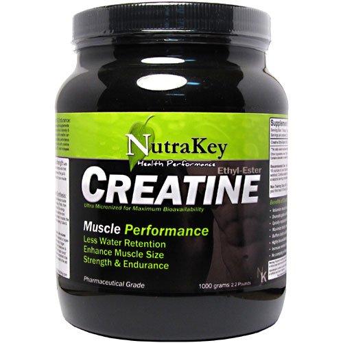 Nutrakey Creatine Ethyl Ester - 1000 Grams