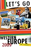 img - for Let's Go 2009 Western Europe (Let's Go: Western Europe) book / textbook / text book