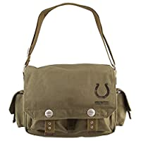 Indianapolis Colts NFL Prospect Deluxe Messenger Bag by ISFB2B