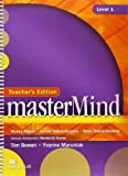 img - for MasterMind Level 1: Level 1: Teacher's Edition & Webcode (Mind Series American English F) by Tim Bowen (2011-04-18) book / textbook / text book
