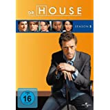"Dr. House - Season 2 [6 DVDs]von ""Hugh Laurie"""