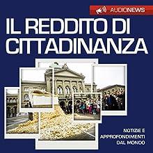 Il reddito di cittadinanza Audiobook by Andrea Lattanzi Barcelò Narrated by Elena De Bertolis