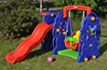 deAO� Slide with Swing and Basketball...