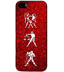 Printstore Apple iphone 5-5S Back Cover Designer Case for Apple iphone 5-5S