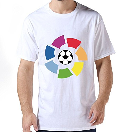 liga-bbva-sports-hommes-soft-navy-t-shirt-blanc