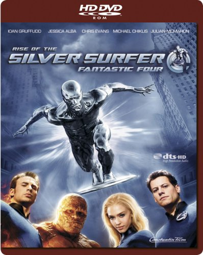 Fantastic Four - Rise of the Silver Surfer [HD DVD]