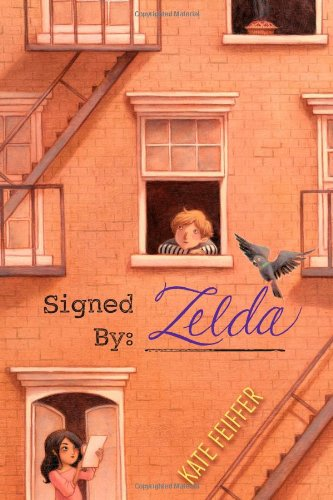 Signed by Zelda (Paula Wiseman Books)
