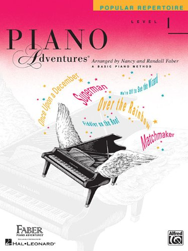 Level 1 - Popular Repertoire Book: Piano Adventures (Piano Adventures Level 1 compare prices)