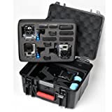 Smatree® SmaCase GA700-3 Watertight Rugged Hard Case For HD GoPro Camera Hero 1,Hero 2, Hero 3, Hero 3+