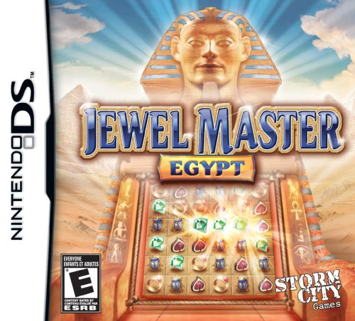 Jewel Master Egypt - Nintendo DS - 1