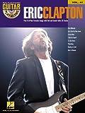 Eric Clapton: Guitar Play-Along Volume 41 (Hal Leonard Guitar Play-Along)
