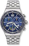 [スウォッチ]SWATCH 腕時計 Irony Chrono(アイロニークロノ) DESTINATION BARCELONA YVS430G メンズ 【正規輸入品】